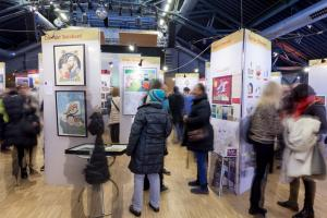 Illustratorenausstellung 2018-89